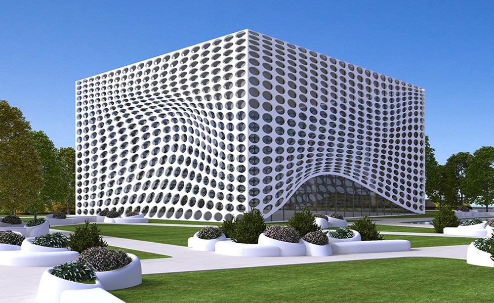 La Peau du Bâtiment: Institut Technologique