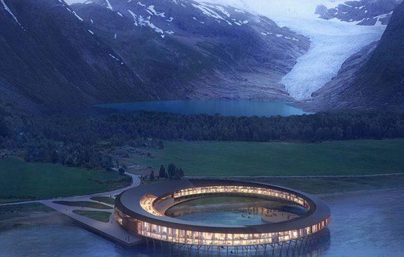 Cet impressionnant hôtel de l'Arctique produira plus d'énergie qu'il n'en consomme