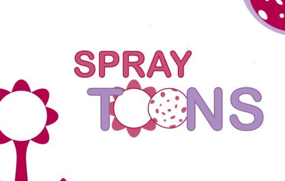 Lancement du nouveau catalogue de jeux aquatiques: Spray Toons