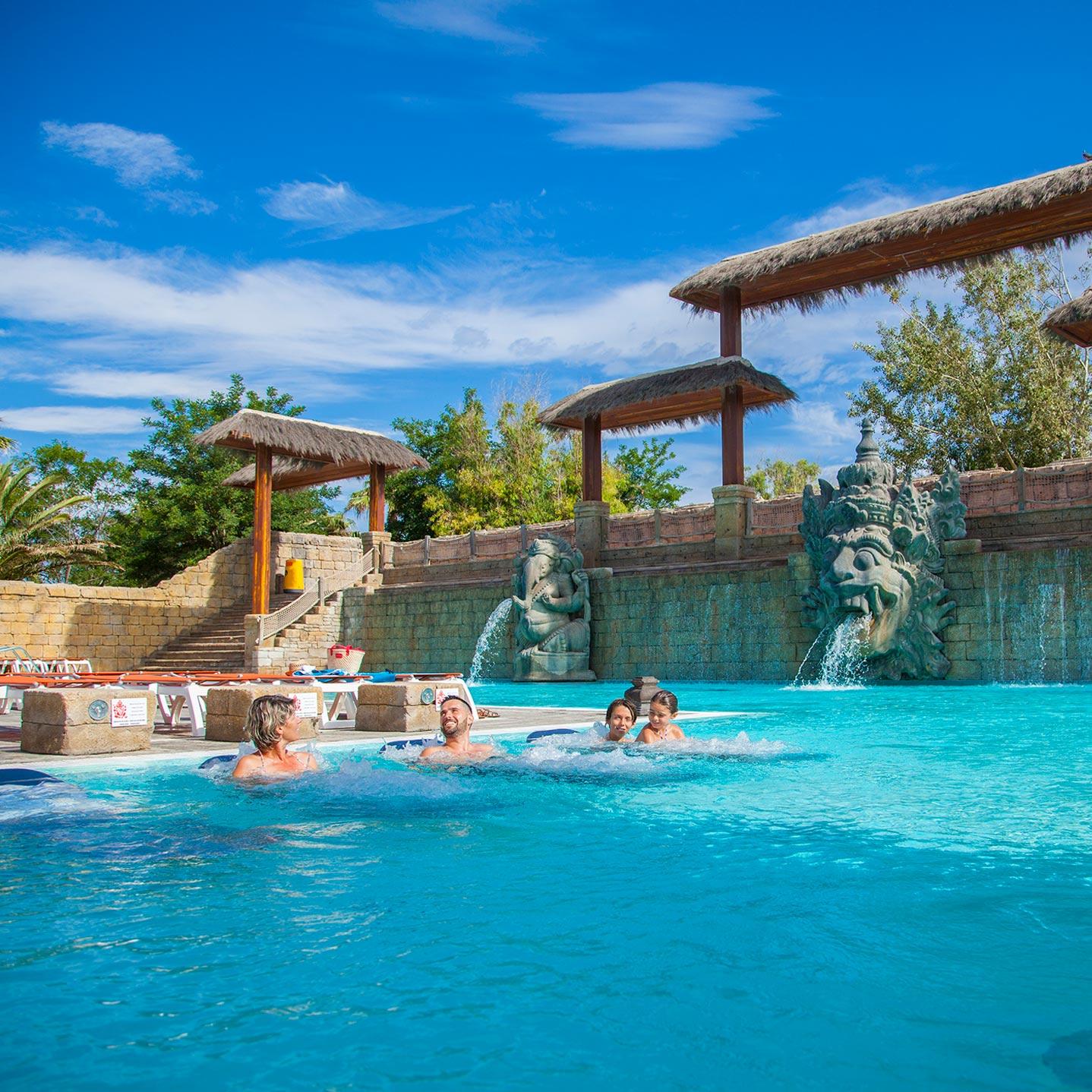 piscine pour adultes