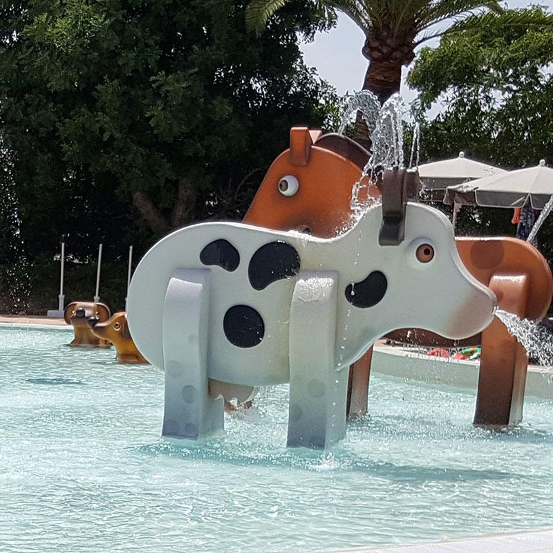 piscine thématique