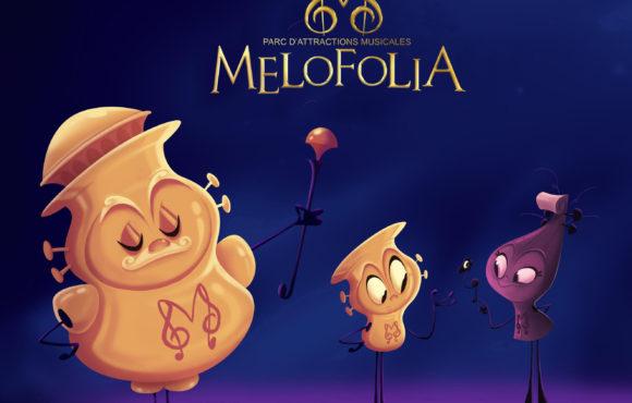 Melofolia: le nouveau projet de parc d'attractions centré sur la Musique