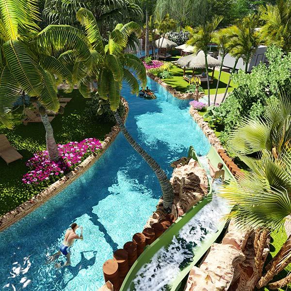 projet hôtelier dans les Caraïbes