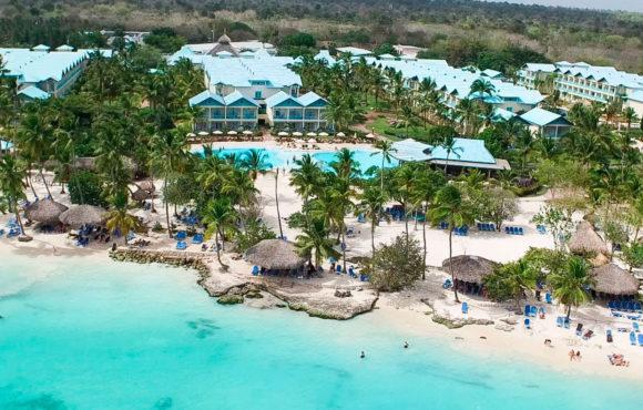Nouveau parc aquatique dans les Caraïbes: Hilton La Romana