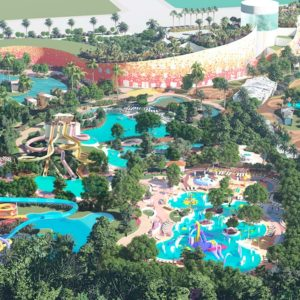 Nouvel hôtel avec parc aquatique pour la Côte d'Ivoire.