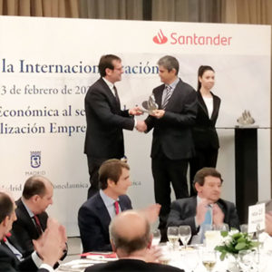 Amusement Logic reçoit le prix 2019 pour l'expansion internationale