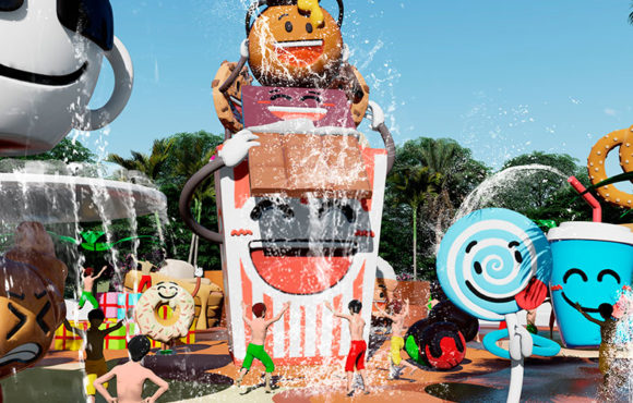 Emojidex Splash Pad