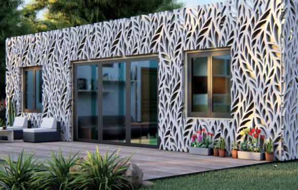Les maisons modulaires préfabriquées MagiCube, par Amusement Logic