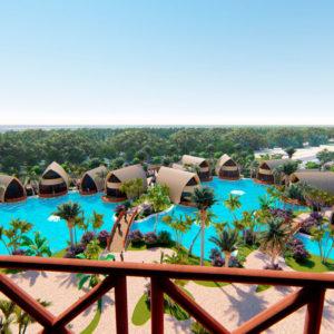 Projet architectural d'Amusement Logic : Bangladesh Grand Resort