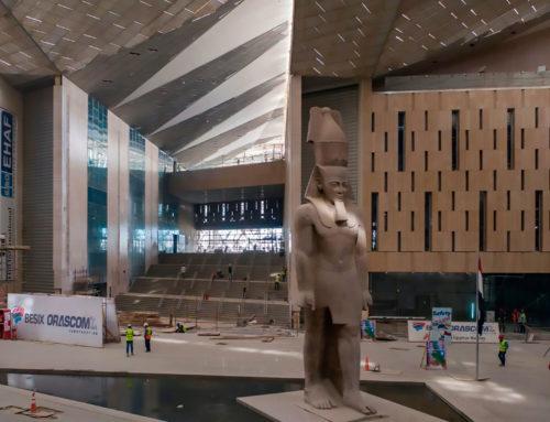 Le Grand Musée Égyptien, un temple moderne de l'égyptologie