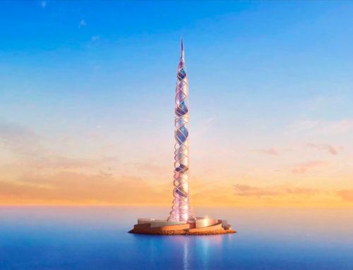 Lakhta Center II à Saint-Pétersbourg, la deuxième plus haute tour du monde