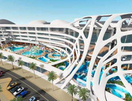 Parc aquatique résidentiel : projet Layan à Bahreïn (+VIDEO)