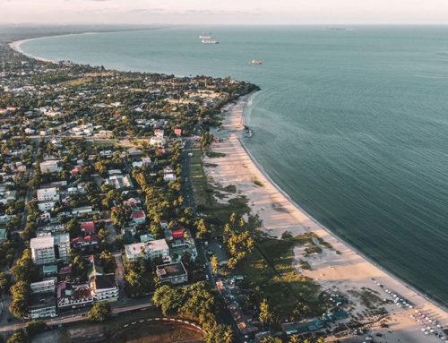 Complexe de loisirs et promenade de Toamasina, Madagascar