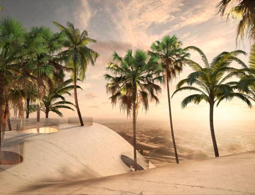 DUNAS : l'hôtel oasis sera bientôt construit au Koweït